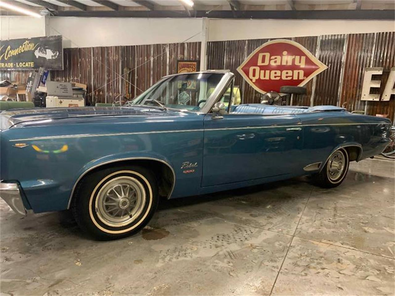 Large Picture of Classic '67 Rambler Rebel - Q18S
