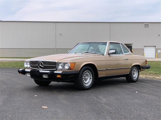 Picture of '82 380SL - Q19J