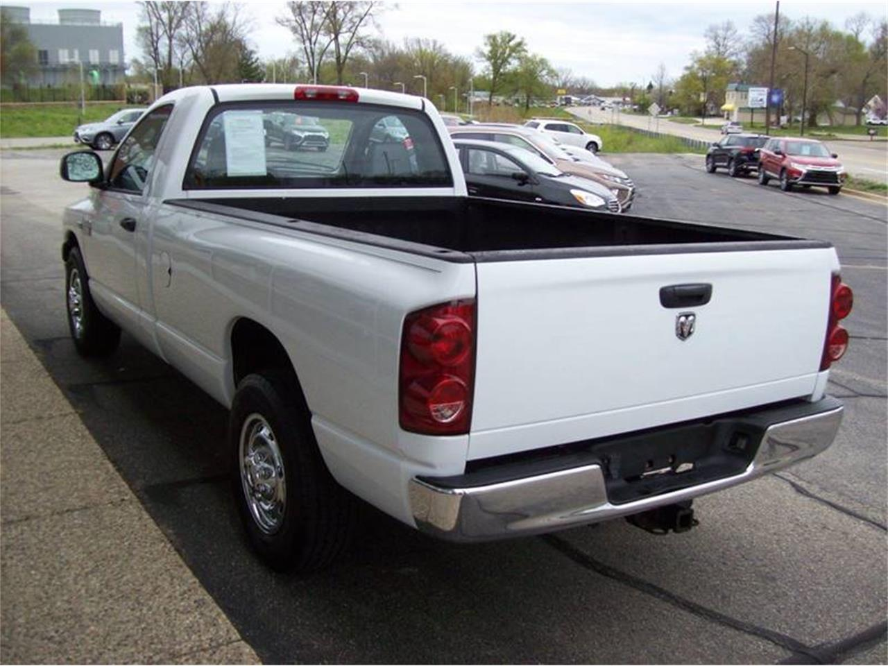 Large Picture of '07 Ram 2500 located in Michigan - Q19T