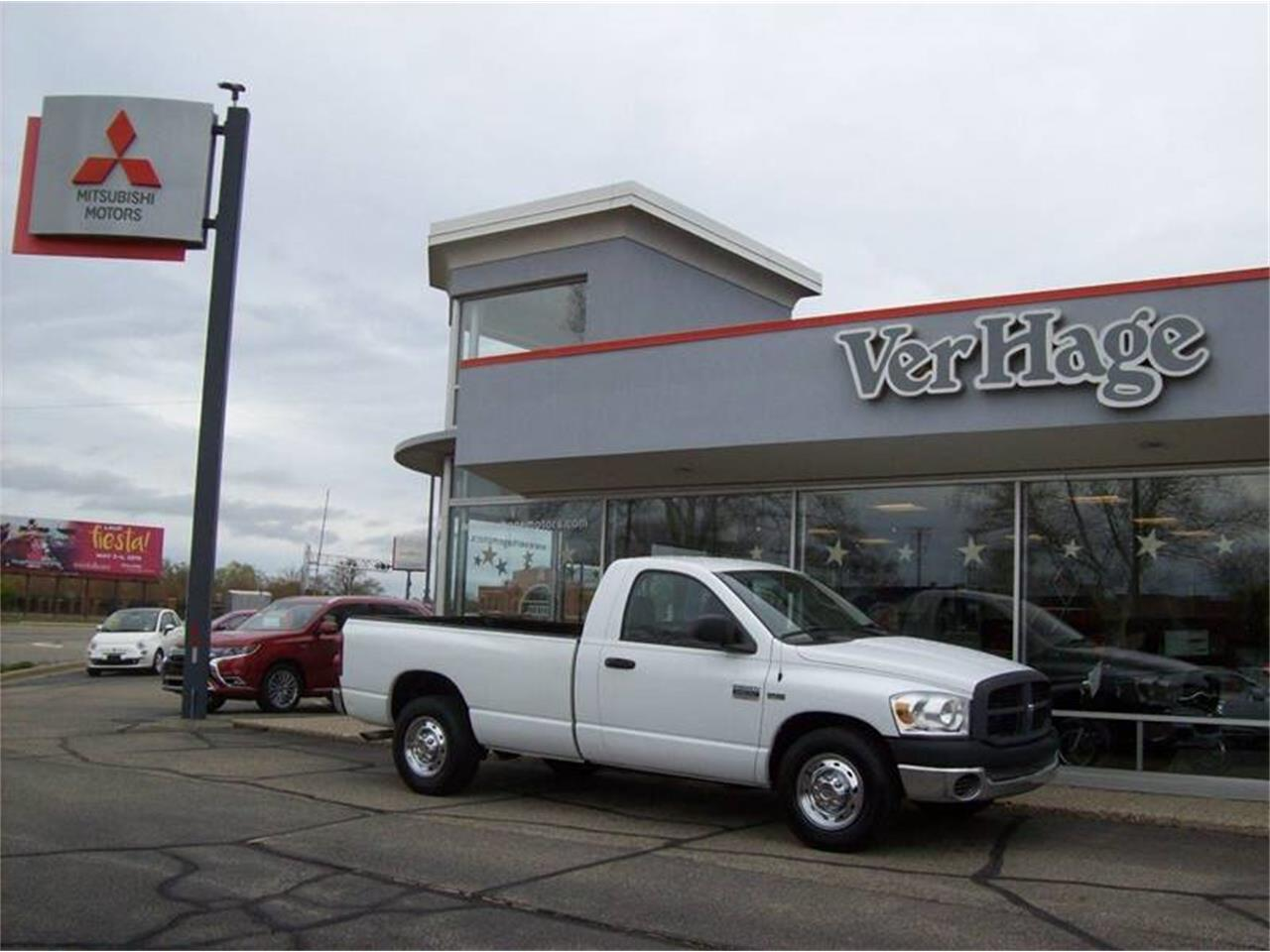 Large Picture of 2007 Ram 2500 located in Holland Michigan Offered by Verhage Mitsubishi - Q19T