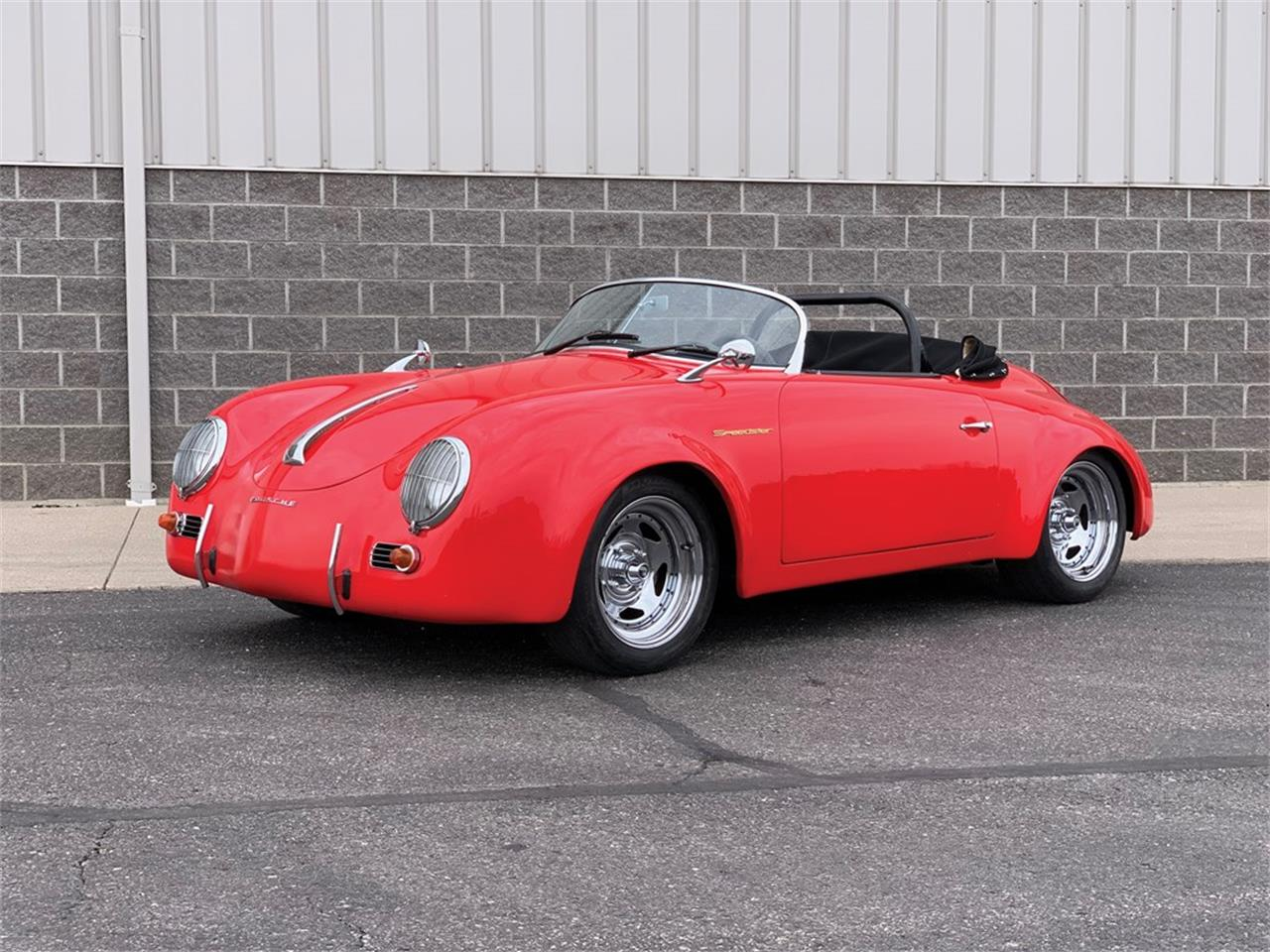 Large Picture of 1957 356 Replica - Q19W