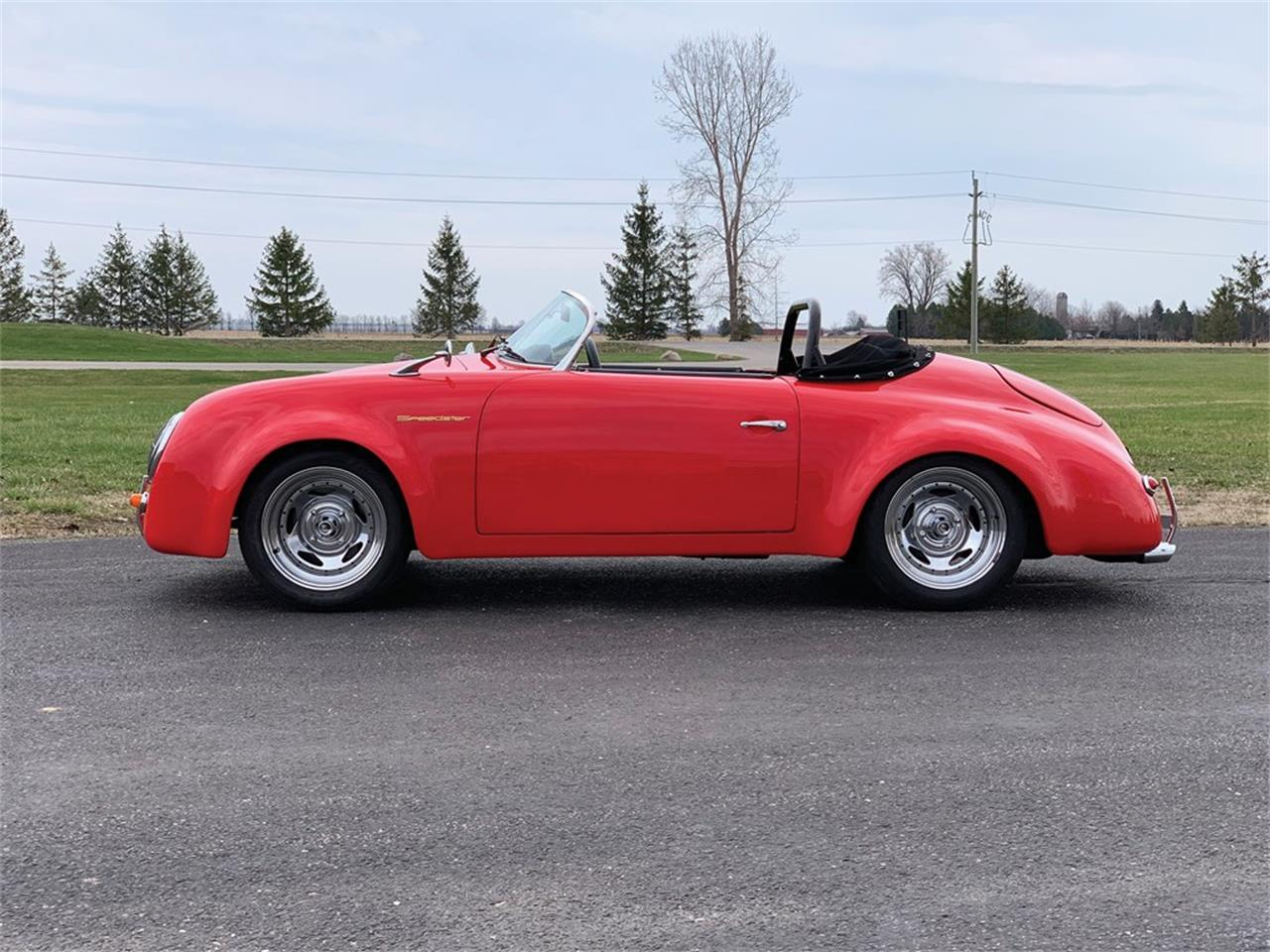 Large Picture of Classic 1957 Porsche 356 Replica located in Auburn Indiana Offered by RM Sotheby's - Q19W