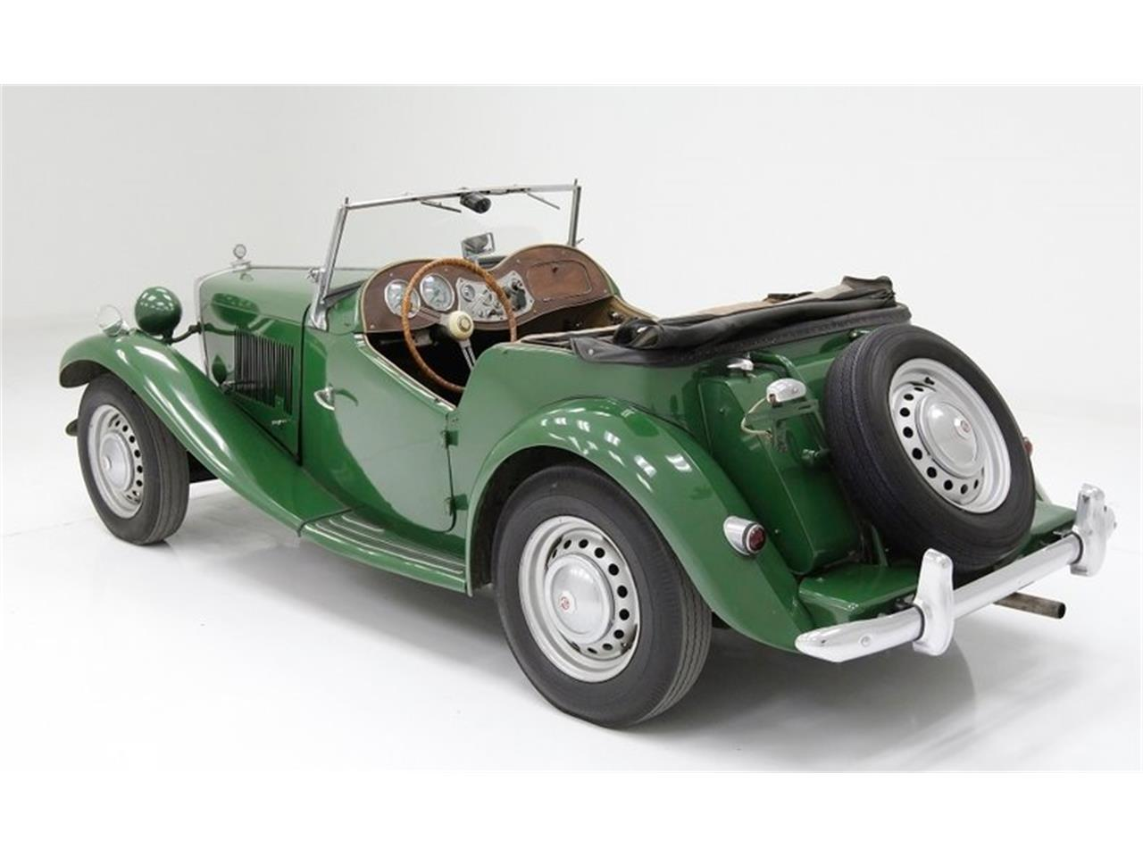 Large Picture of 1953 MG TD located in Pennsylvania - $20,000.00 Offered by Classic Auto Mall - PY07