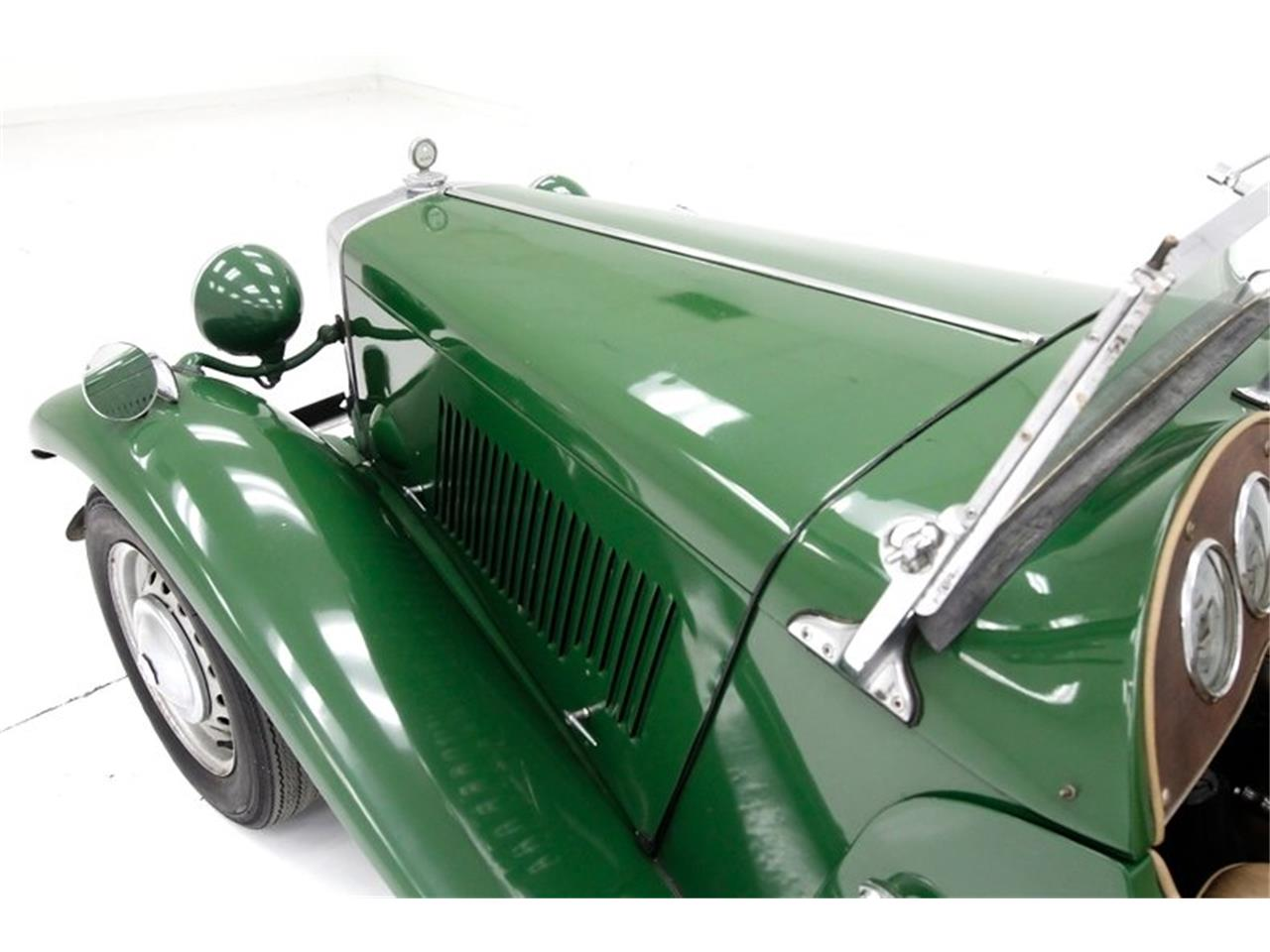 Large Picture of Classic 1953 MG TD located in Pennsylvania - $20,000.00 Offered by Classic Auto Mall - PY07