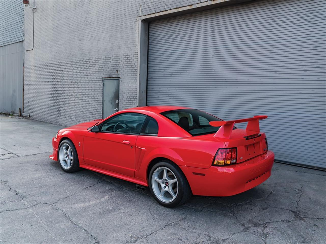 Large Picture of '00 Mustang SVT Cobra - Q1AC