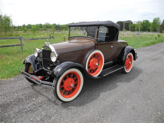 Picture of '29 Model A - Q1AP