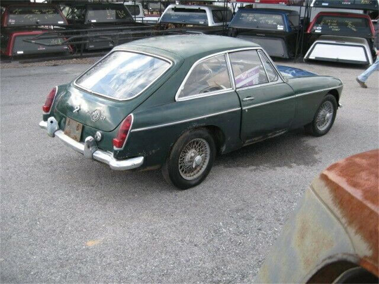 Large Picture of Classic '67 MGB located in Cadillac Michigan Offered by Classic Car Deals - Q1AX