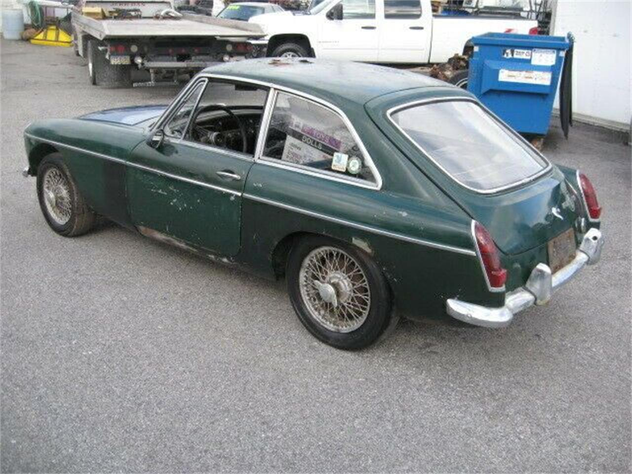 Large Picture of 1967 MG MGB located in Michigan Offered by Classic Car Deals - Q1AX