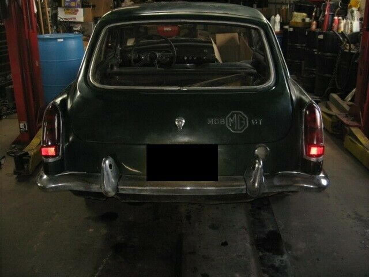 Large Picture of Classic 1967 MGB located in Michigan - $4,995.00 Offered by Classic Car Deals - Q1AX