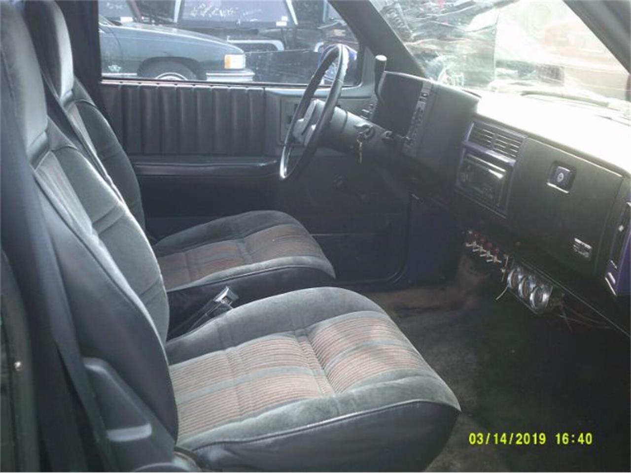 Large Picture of '87 S10 - Q1AZ