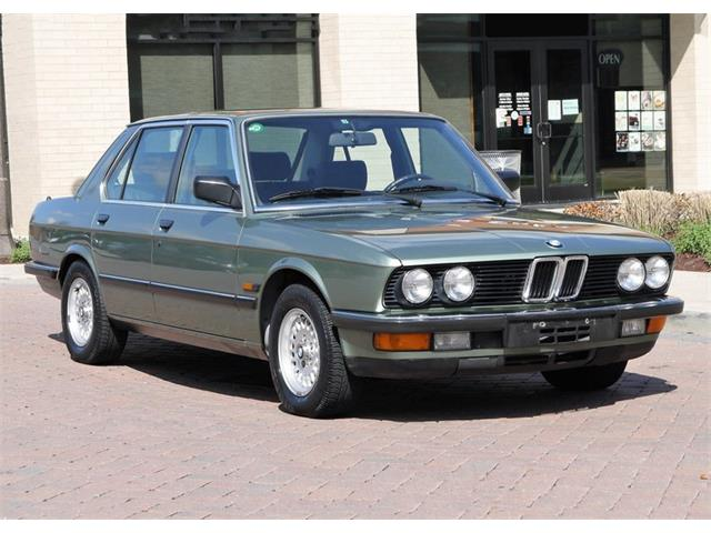 Picture of '85 5 Series - Q1BP