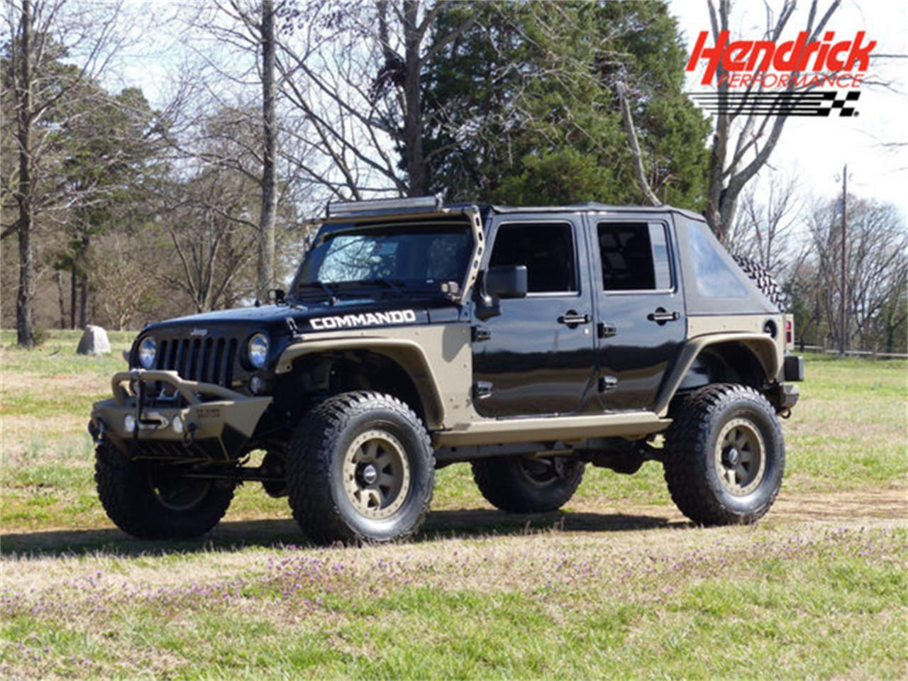 Large Picture of 2015 Jeep Wrangler located in Charlotte North Carolina - $46,990.00 Offered by Hendrick Performance - Q1C3