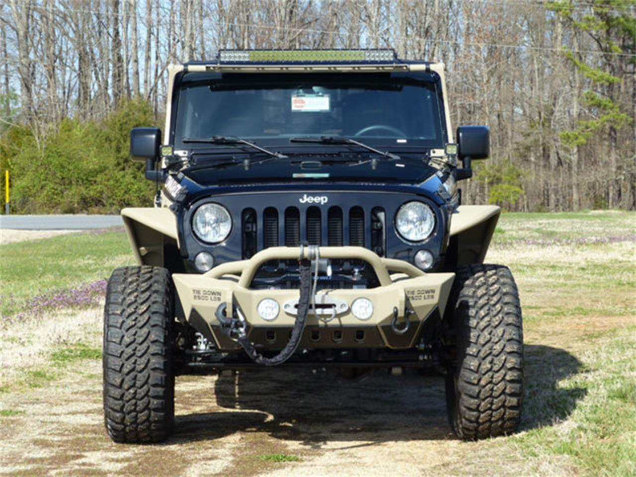 Large Picture of 2015 Jeep Wrangler - $46,990.00 - Q1C3