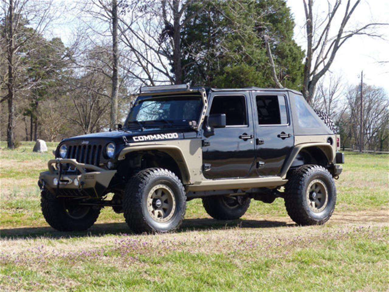Large Picture of 2015 Wrangler Offered by Hendrick Performance - Q1C3