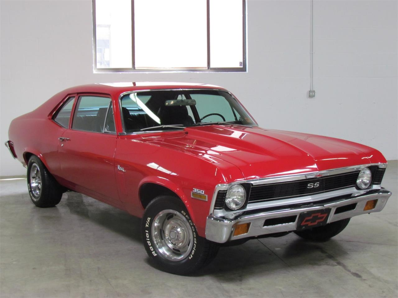Large Picture of Classic '70 Nova Offered by Black Hawk Motors - Q1DC