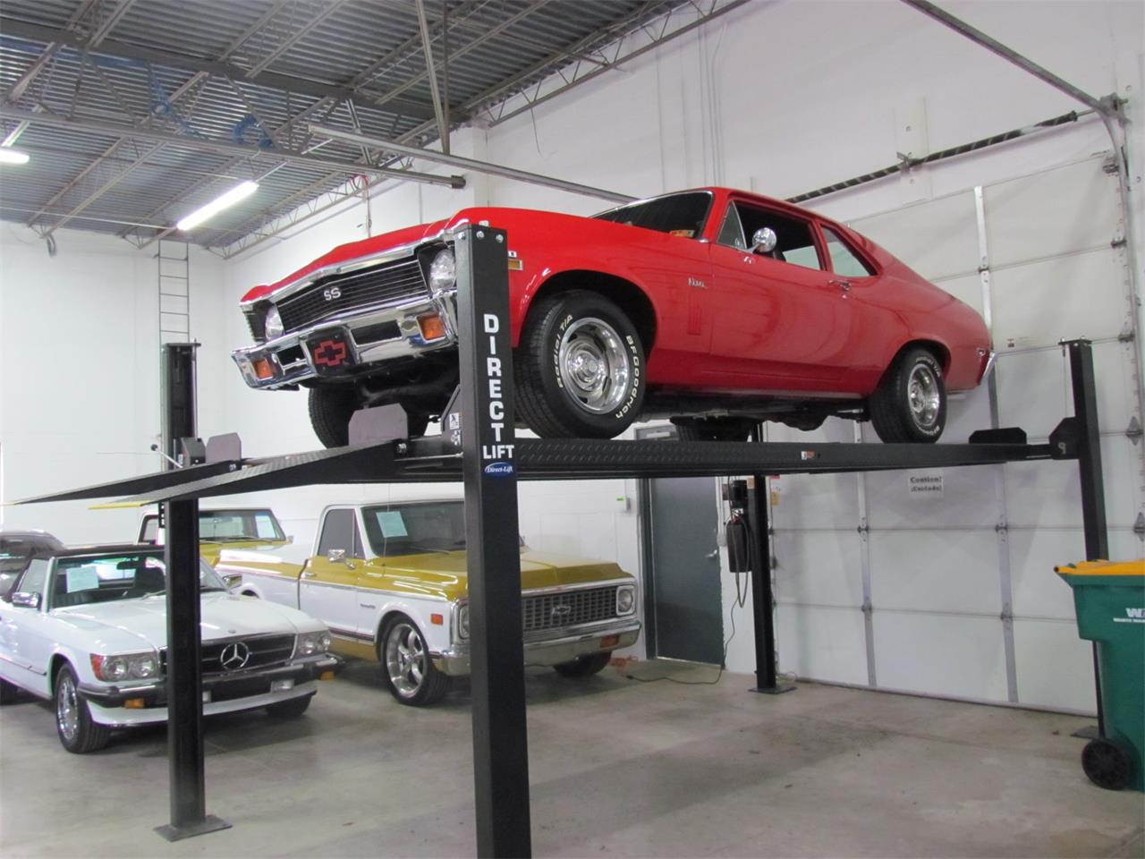 Large Picture of '70 Chevrolet Nova located in Gurnee Illinois - $29,995.00 Offered by Black Hawk Motors - Q1DC