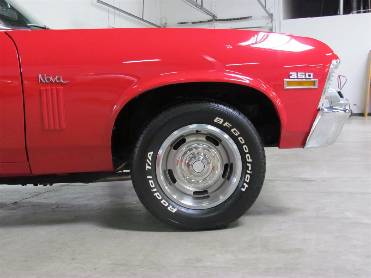 Large Picture of Classic 1970 Nova located in Illinois Offered by Black Hawk Motors - Q1DC