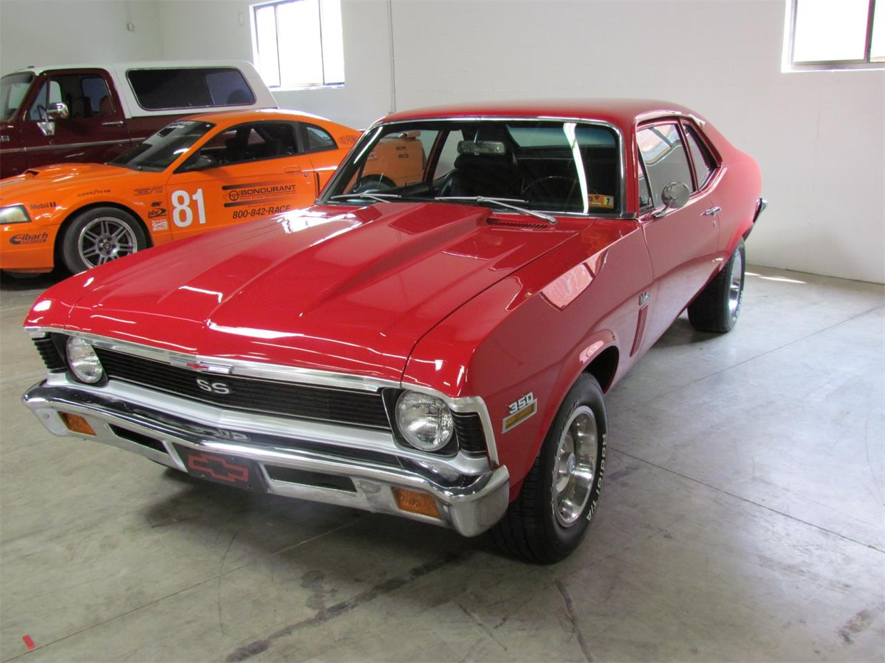 Large Picture of '70 Chevrolet Nova located in Illinois - Q1DC