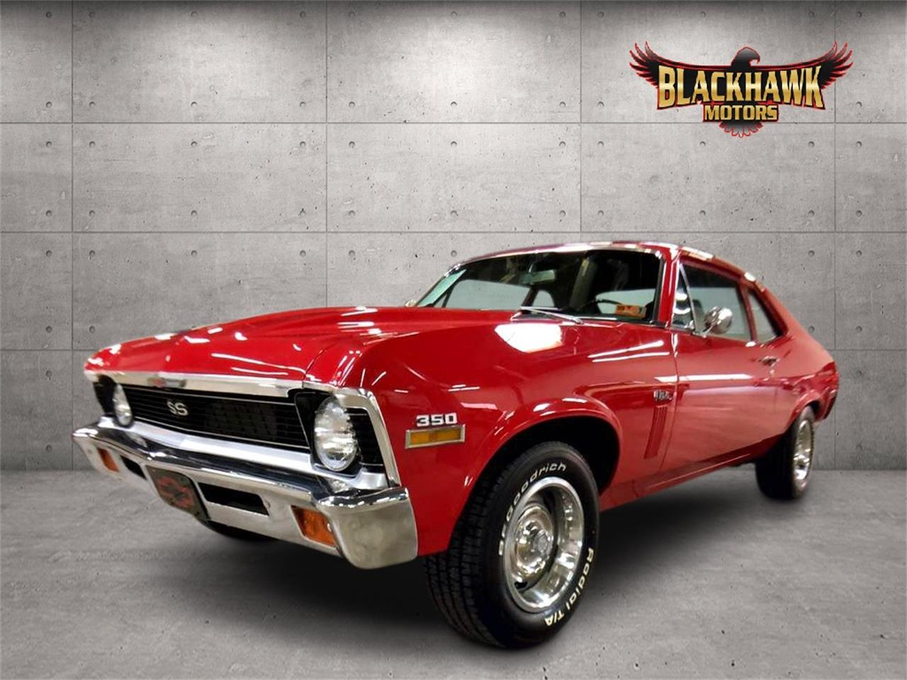 Large Picture of 1970 Nova - $29,995.00 Offered by Black Hawk Motors - Q1DC
