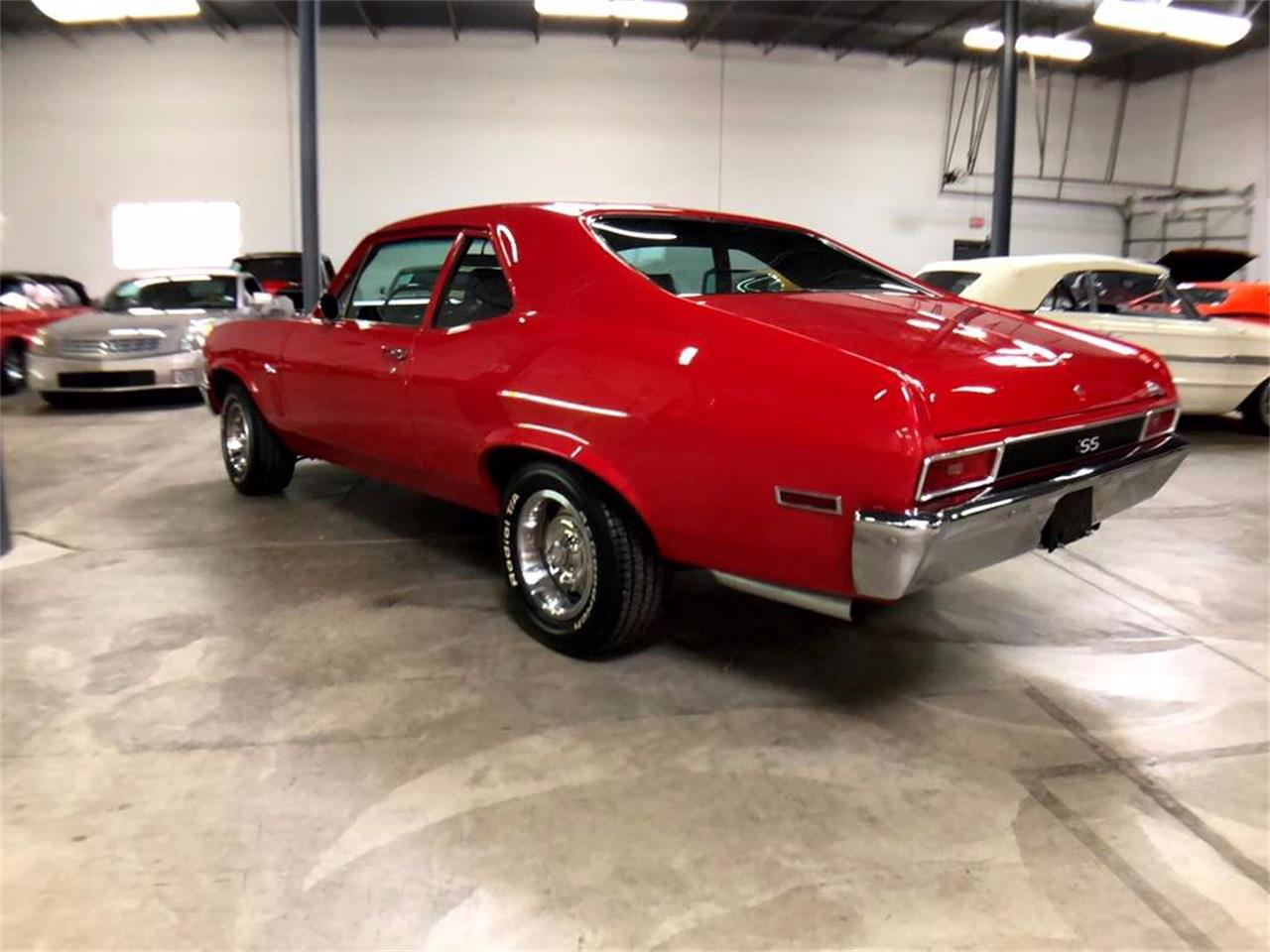 Large Picture of Classic '70 Chevrolet Nova located in Gurnee Illinois - $29,995.00 Offered by Black Hawk Motors - Q1DC