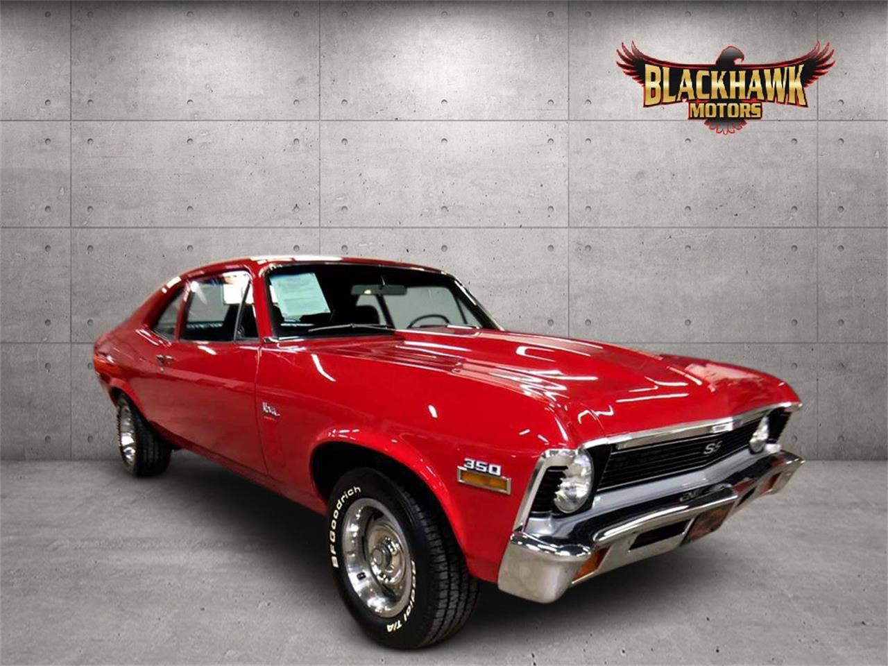 Large Picture of '70 Nova located in Illinois - $29,995.00 Offered by Black Hawk Motors - Q1DC