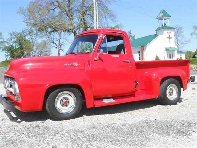 Picture of Classic '55 F100 located in Missouri - $27,500.00 Offered by  - Q1DE