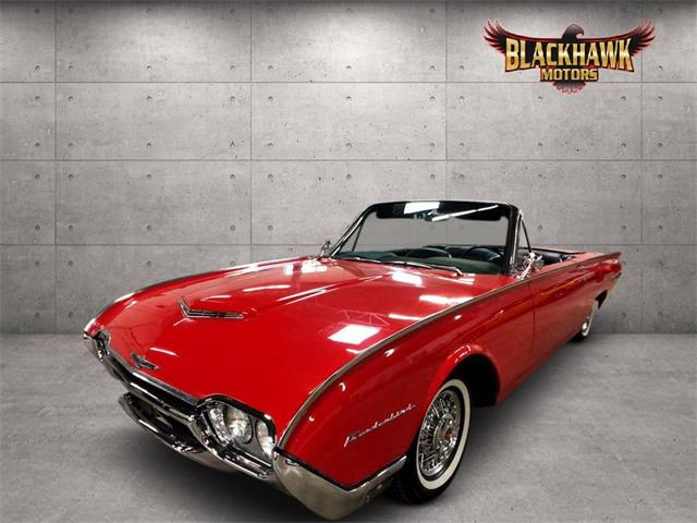 Picture of '62 Thunderbird - Q1DG
