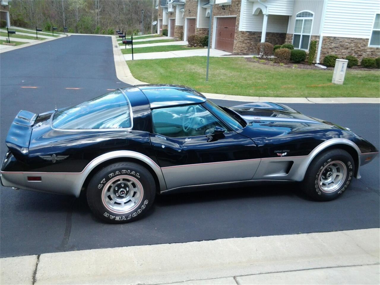 Large Picture of '78 Corvette - Q1DY