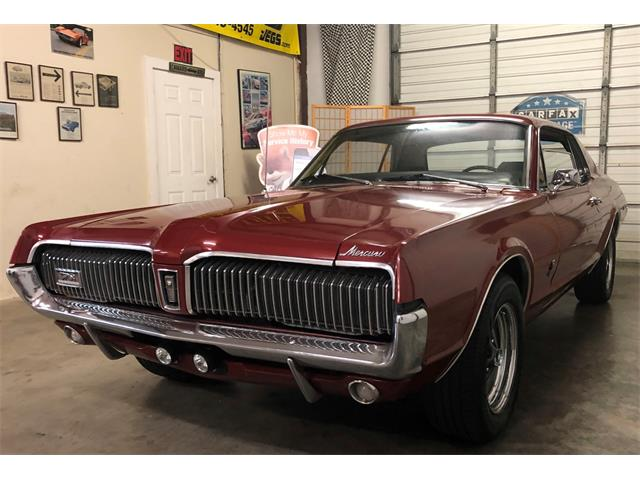 Picture of '67 Cougar - Q1DZ