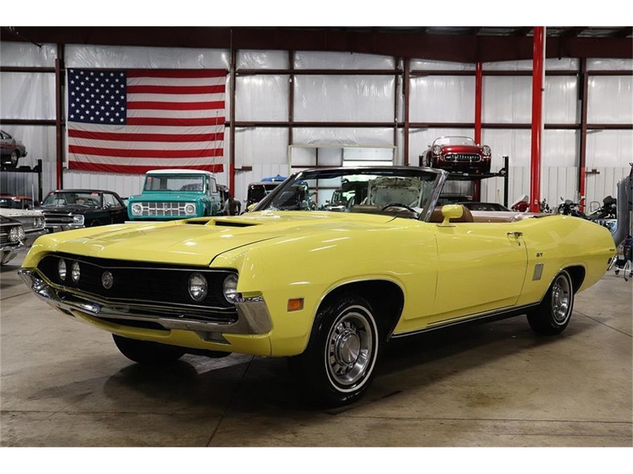 Large Picture of '70 Torino - PY0M