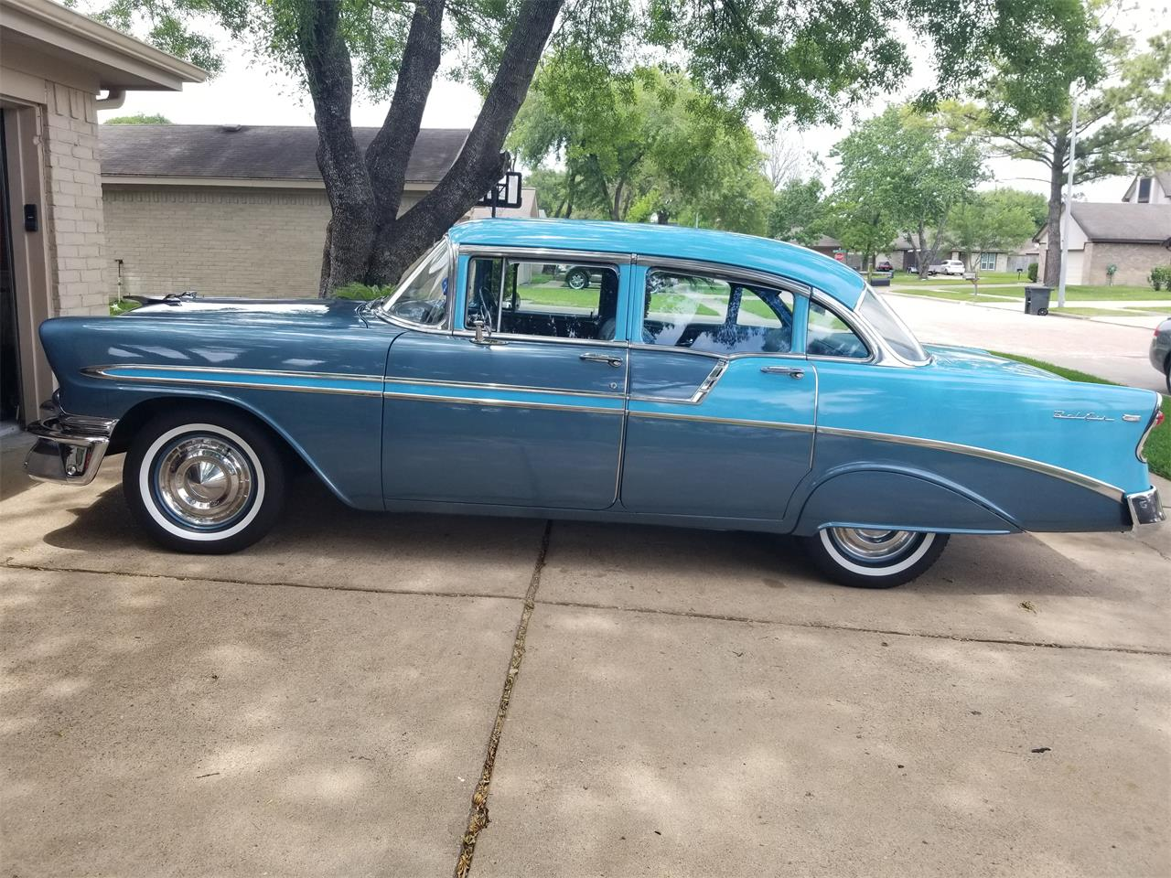 Large Picture of 1956 Bel Air located in Texas - $25,000.00 - Q1EC