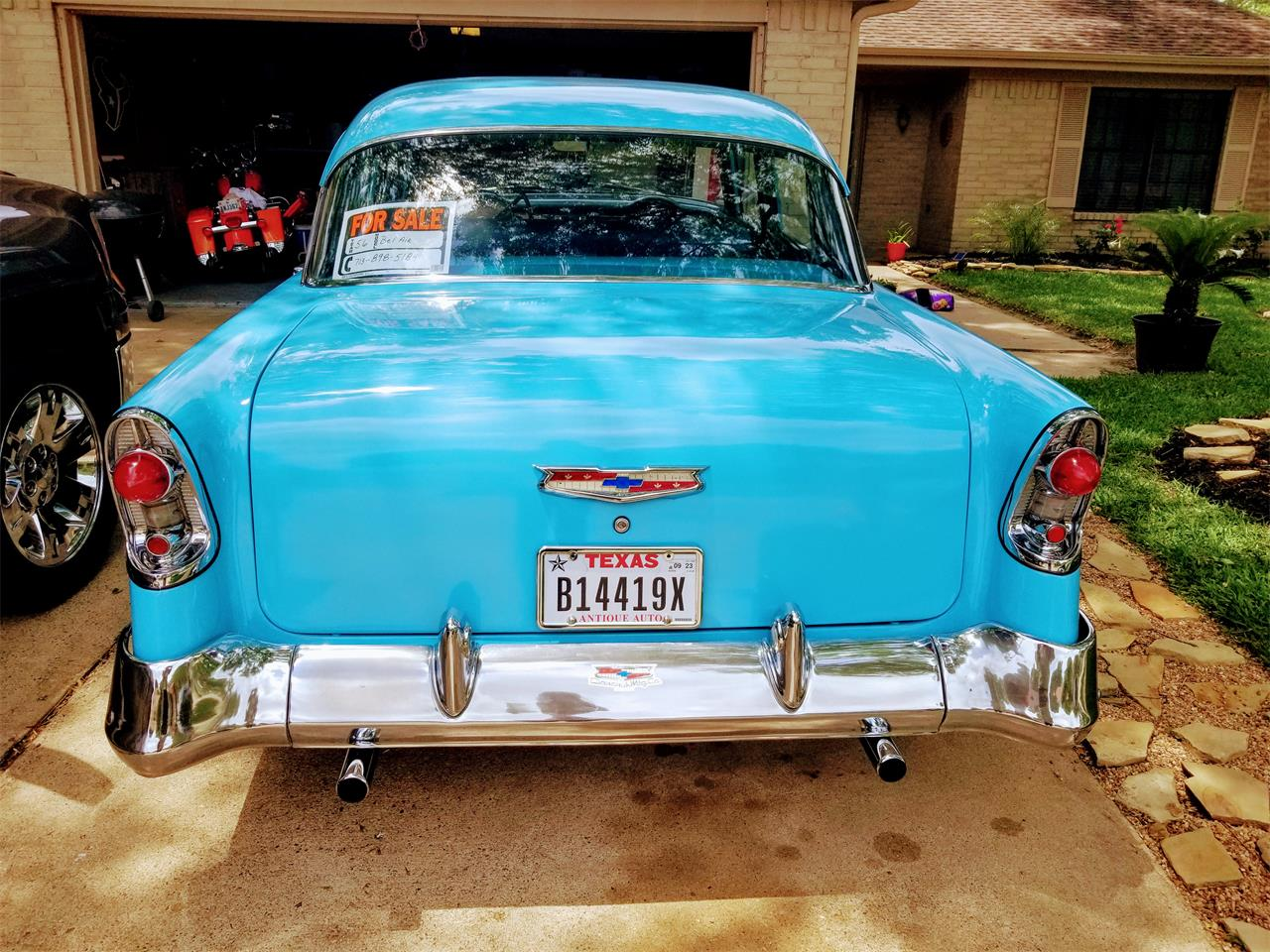 Large Picture of 1956 Bel Air located in Houston Texas - $25,000.00 - Q1EC