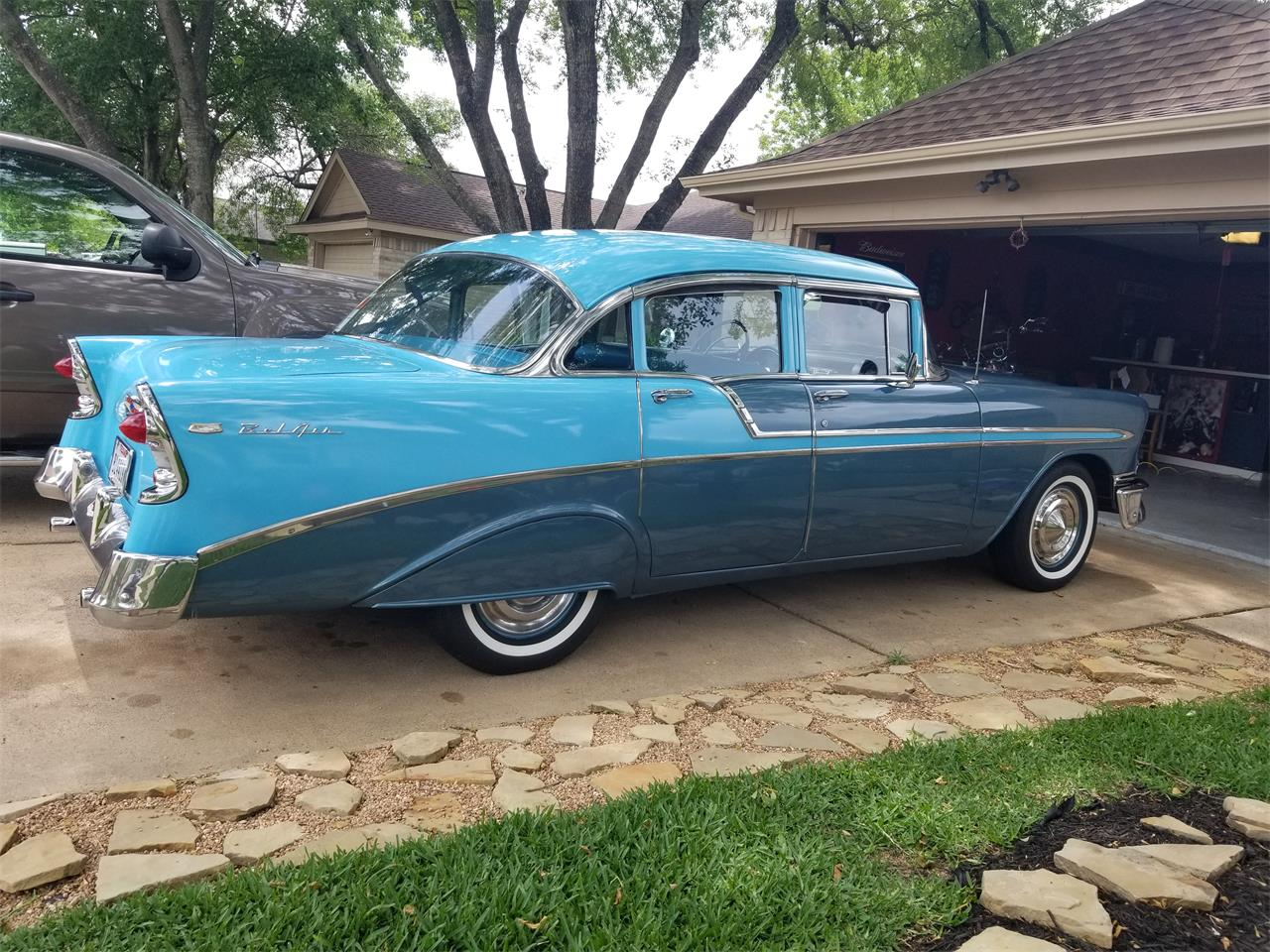 Large Picture of Classic '56 Chevrolet Bel Air - Q1EC