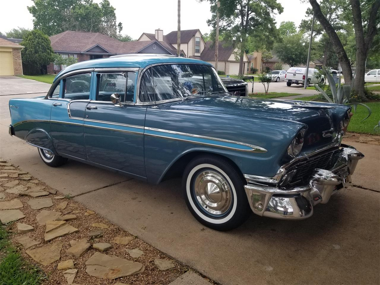 Large Picture of Classic 1956 Chevrolet Bel Air located in Texas Offered by a Private Seller - Q1EC