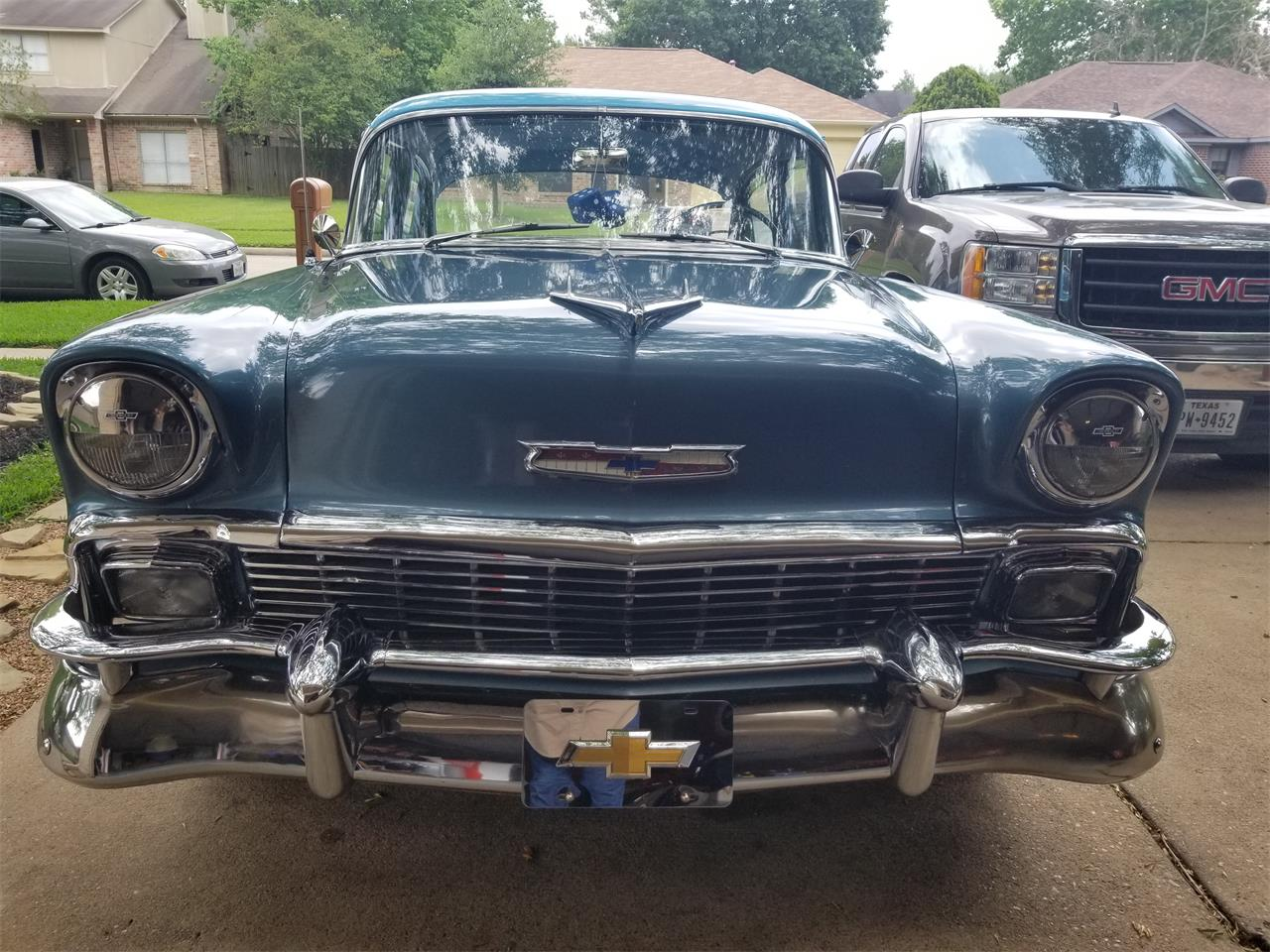 Large Picture of Classic '56 Chevrolet Bel Air - $25,000.00 - Q1EC