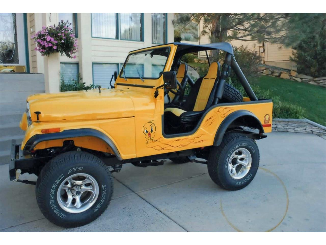 Large Picture of 1980 Jeep CJ5 located in Billings Montana Auction Vehicle Offered by Classic Car Auction Group - Q1EL