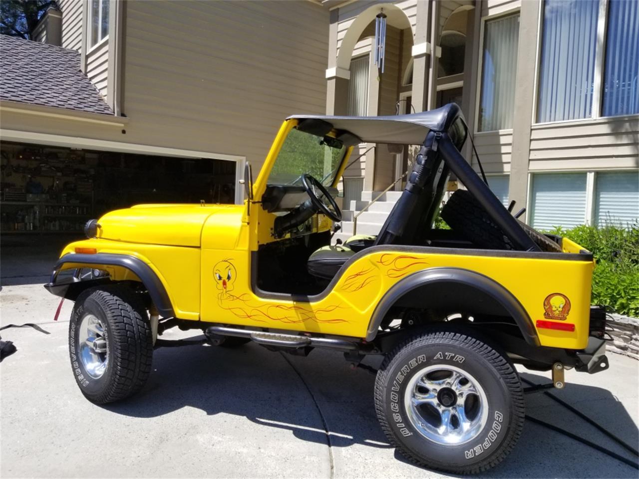 Large Picture of 1980 CJ5 Auction Vehicle - Q1EL