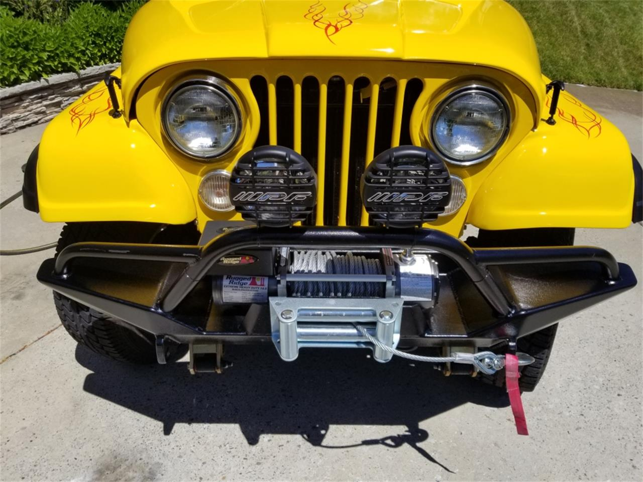 Large Picture of 1980 CJ5 located in Billings Montana - Q1EL