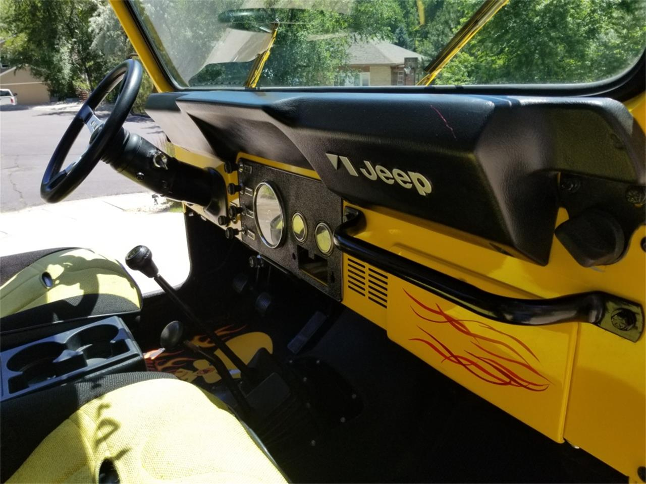 Large Picture of 1980 Jeep CJ5 located in Billings Montana Offered by Classic Car Auction Group - Q1EL