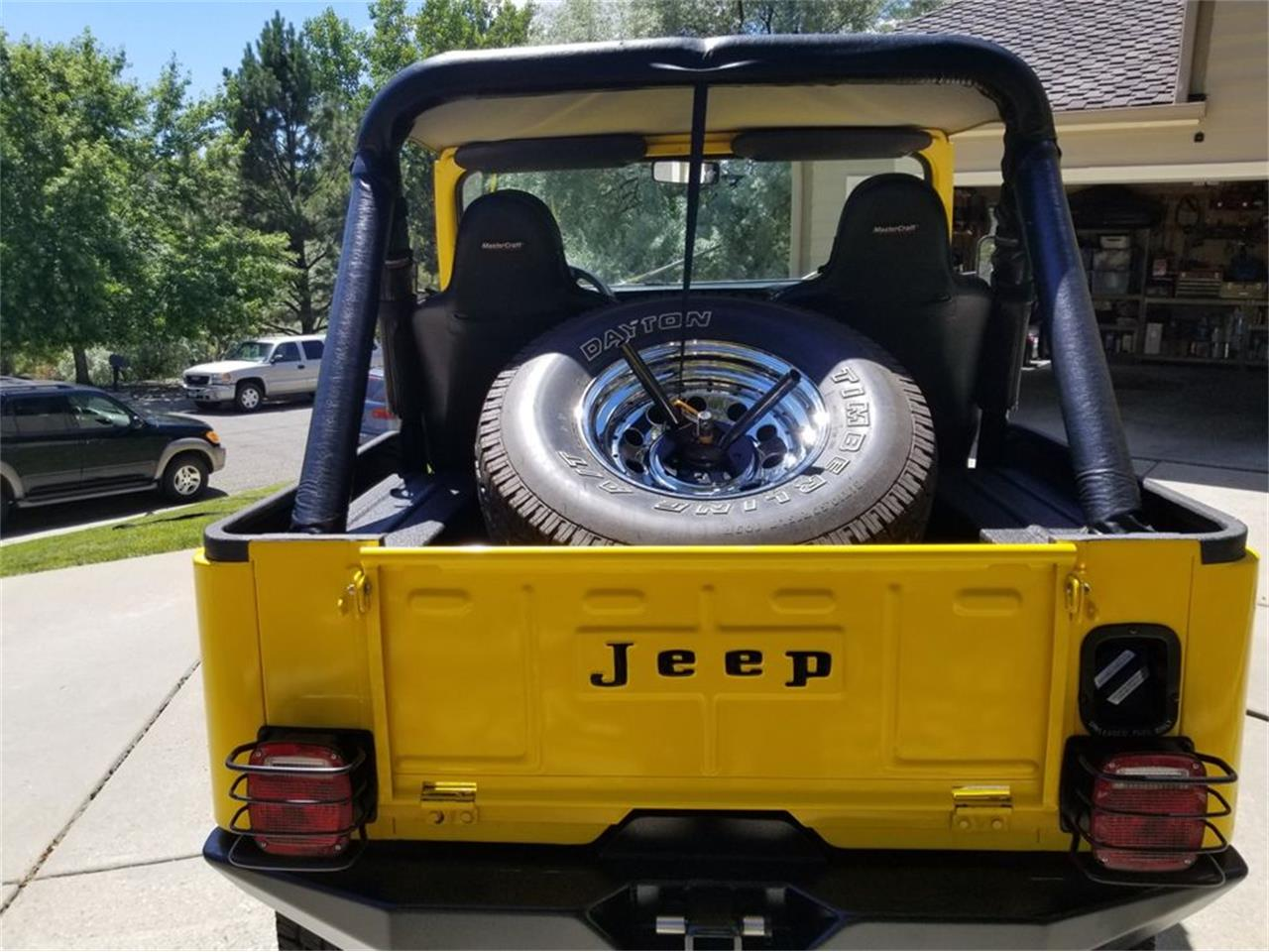 Large Picture of 1980 Jeep CJ5 Auction Vehicle Offered by Classic Car Auction Group - Q1EL
