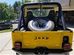 Picture of '80 Jeep CJ5 located in Billings Montana Offered by Classic Car Auction Group - Q1EL