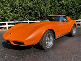 Picture of Classic 1973 Corvette located in Fletcher North Carolina Offered by Tom Mack Auctions - Q1EQ