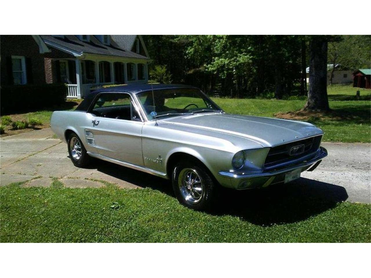 Large Picture of '67 Mustang - Q1ER