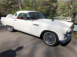 Picture of '56 Thunderbird located in Fletcher North Carolina Auction Vehicle Offered by Tom Mack Auctions - Q1ES