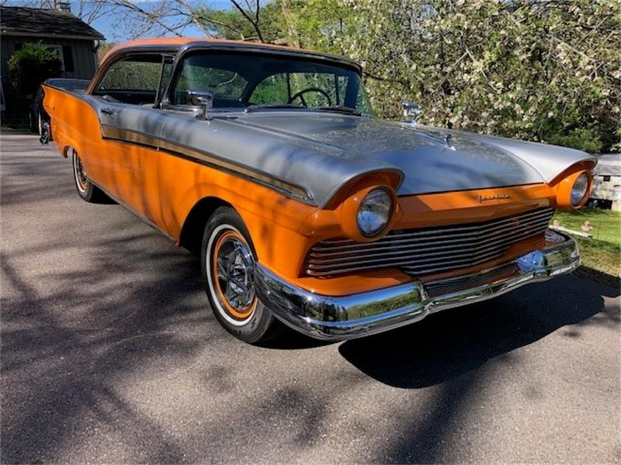 Large Picture of 1957 Fairlane located in North Carolina Auction Vehicle Offered by Tom Mack Auctions - Q1ET