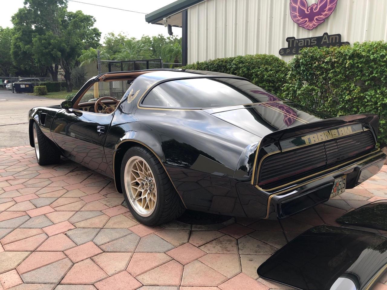 Large Picture of '79 Firebird Trans Am SE - Q1FA