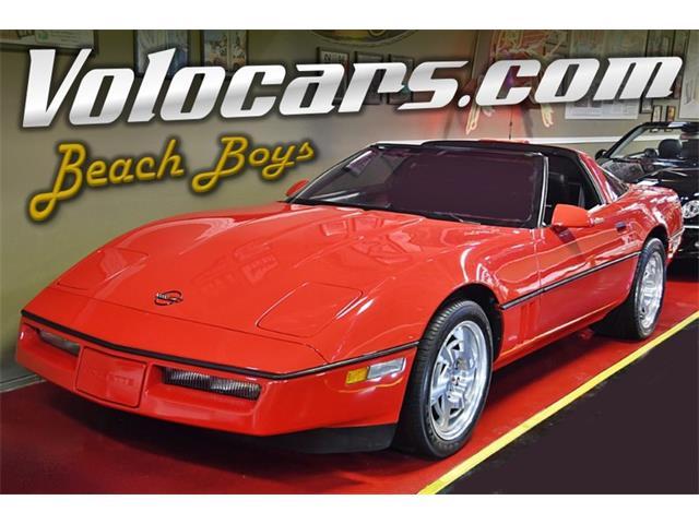 Picture of '90 Corvette - PY0R