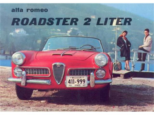 Picture of '58 Spider - Q1FJ