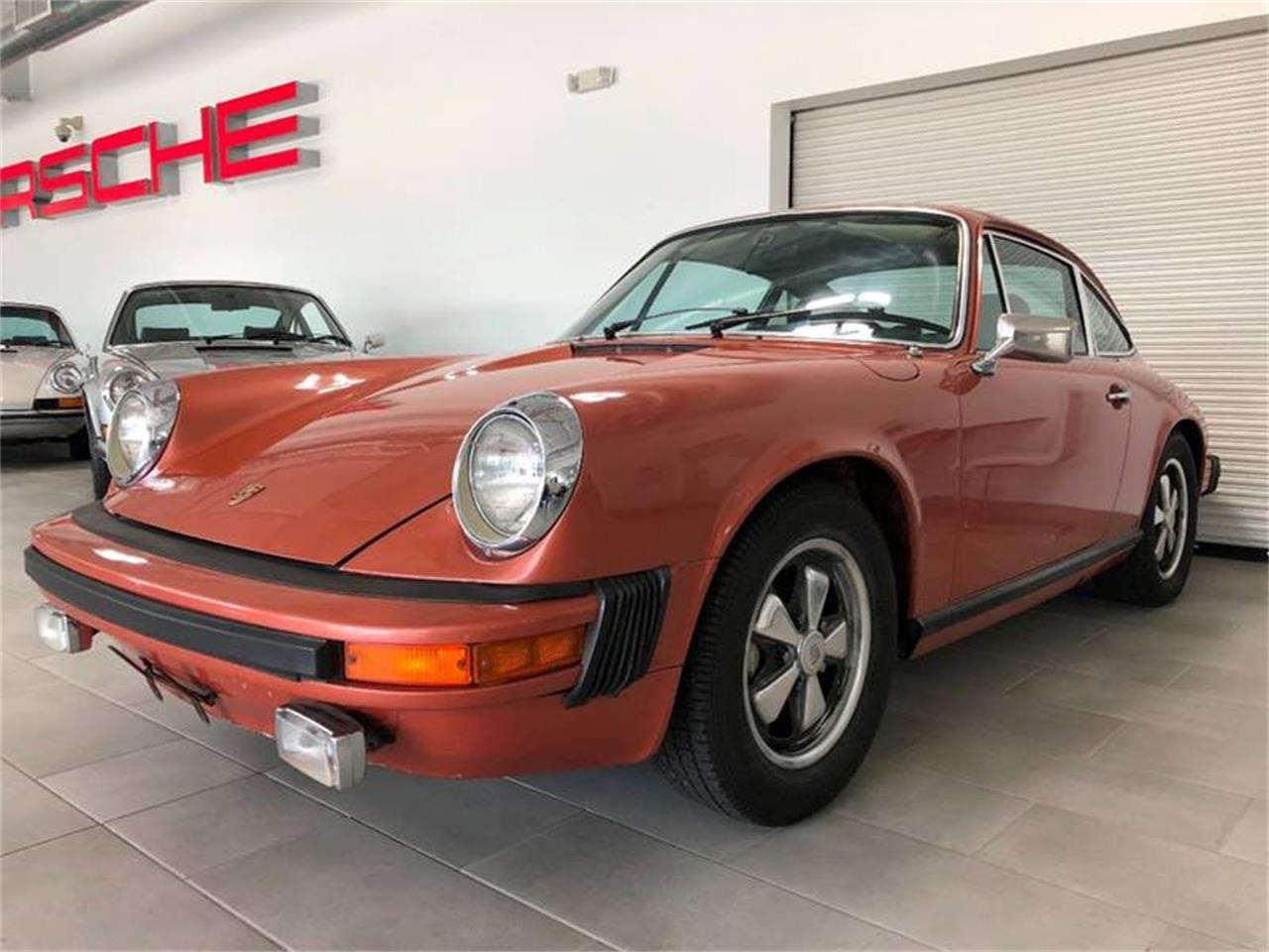 Large Picture of 1974 Porsche 911 Offered by Naples Classic Car - Q1G0