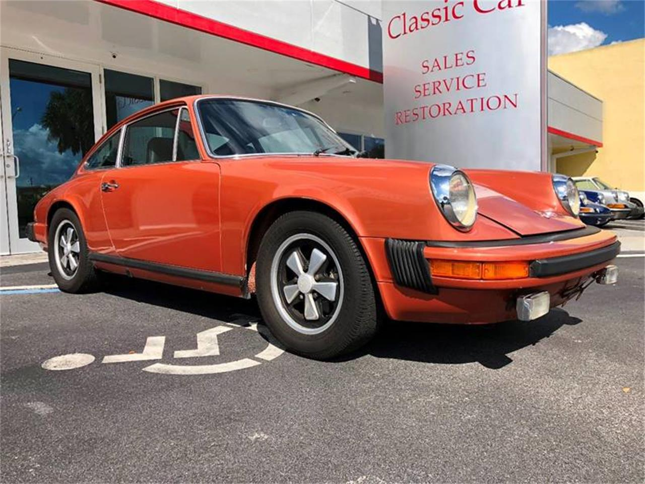 Large Picture of 1974 911 Offered by Naples Classic Car - Q1G0